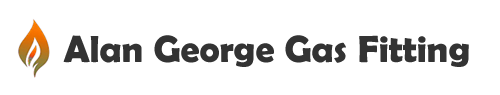 Alan George Gas Fitting Logo