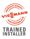 Viessmann trained installer